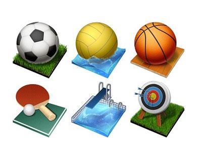 Скачать Summer Olympics Icons