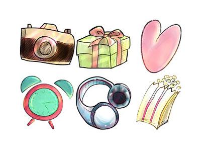 Скачать Cute Icons