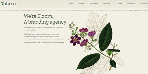 Перейти на Bloom Design