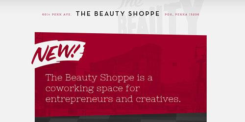 Перейти на The Beauty Shoppe