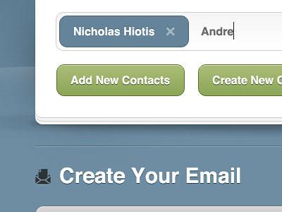 Перейти на Contacts Form