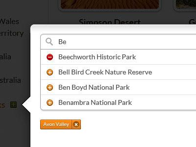 Перейти на MUD MAP V2 National Park Search