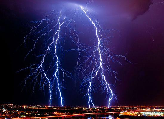 Перейти на Lightning, Arizona