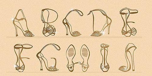 Перейти на Highheel Typeface By Zummi
