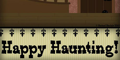 Перейти на Happy Haunting By Sinclair