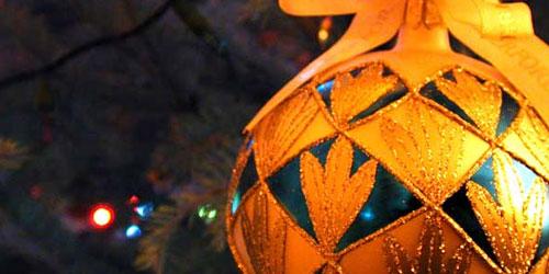 Скачать Spiffy Christmas Tree Ornament