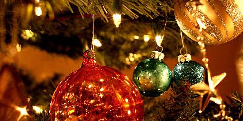 Скачать Christmas Tree Ornaments