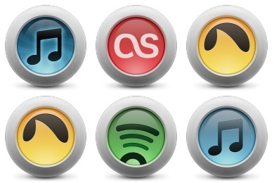 Скачать Itunes X Icons By Emey87