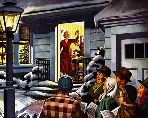 Maxwell House, 1950