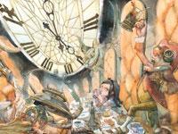 Наполеон в Москве, ведьмин заказ и другие прикольные иллюстрации