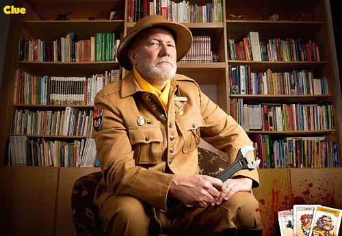 Перейти на Clue: Col. Mustard