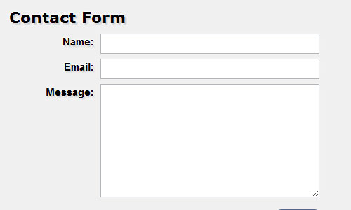 Перейти на Clean and Stylish CSS3 Form