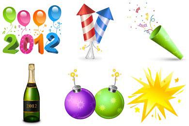 Скачать New Year Icons