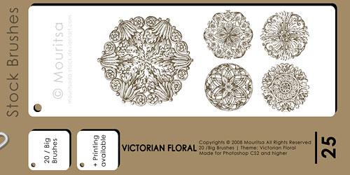 Скачать Victorian Floral