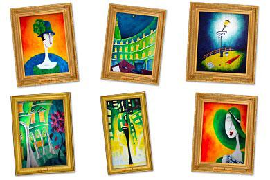 Скачать Paintings Icons
