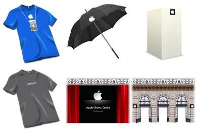 Скачать Apple Store Icons