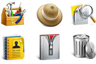 Скачать Free Mac Icons