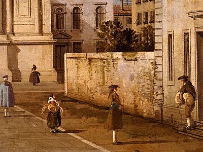 S. Francesco Della Vigna: Church And Campo