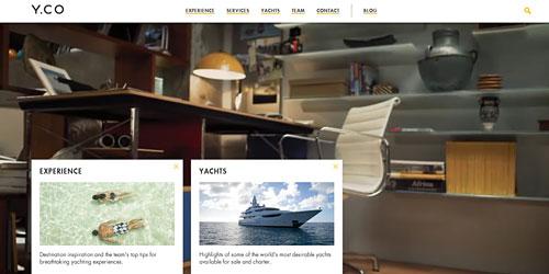 Перейти на Y Co Yacht
