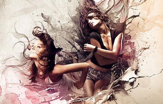 Впечатляющие фотоманипуляции от польского дизайнера Wojciech Magierski