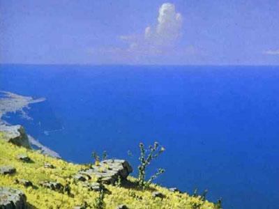 The Sea. The Crimea
