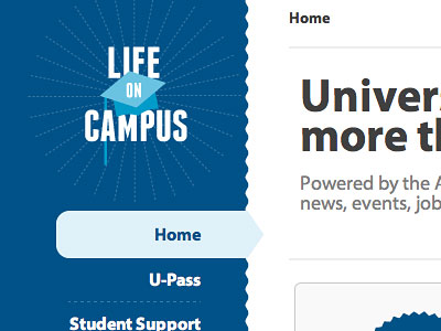 Перейти на Life On Campus Sidebar Nav