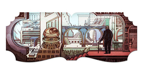 Перейти на 112th Birthday Of Jorge Luis Borges