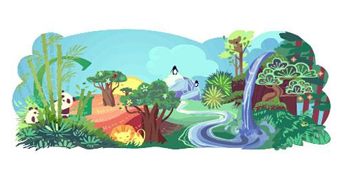 Перейти на Earth Day 2011