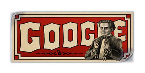 Перейти на Harry Houdinis 137th Birthday