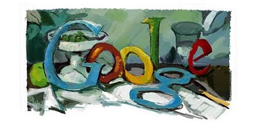 Перейти на Cezannes 172nd Birthday
