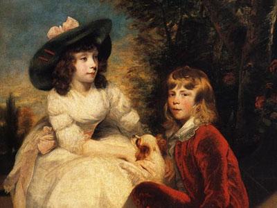 The Angerstein Children