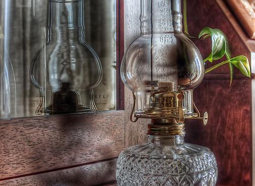 Перейти на Oil Lamp