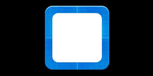 Создаем в фотошопе симпатичную иконку в стиле iPhone