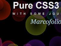 Угловая лента, иконка-календарь, эффект боке и другие CSS3 мануалы с примерами