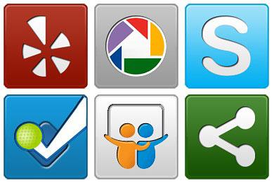 Скачать Social 2 Icons