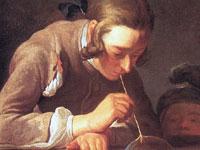 Изящные натюрморты и жанровая живопись от художника Шардена