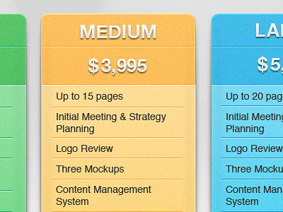Перейти на Main Street Webworx Pricing Spring 2012