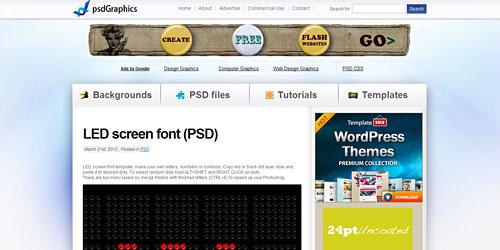 Перейти на Psd Graphics