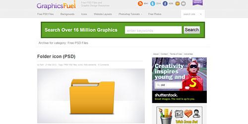 Перейти на Graphics Fuel