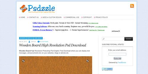 Перейти на Psdzzle