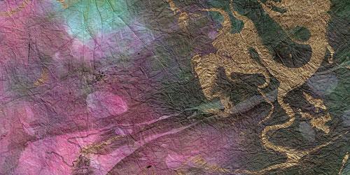 Скачать Rainbow Abstract Paint Texture