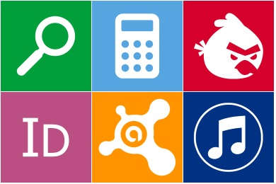 Скачать Windows 8 Metro Icons