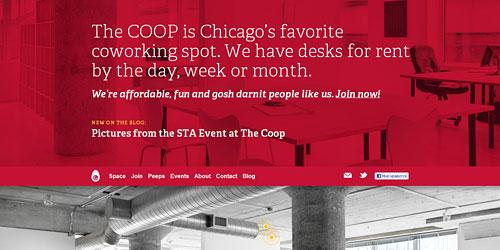 Перейти на Co Work Chicago