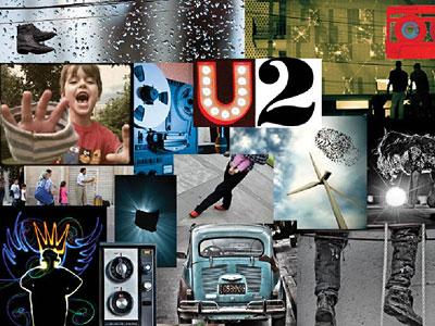 Перейти на U2 Achtung Baby 2012