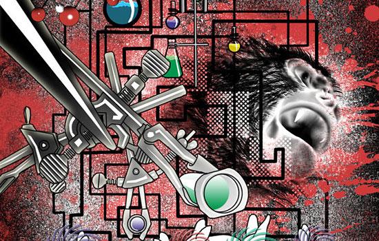 Красочное векторное творчество английского иллюстратора Funk-X