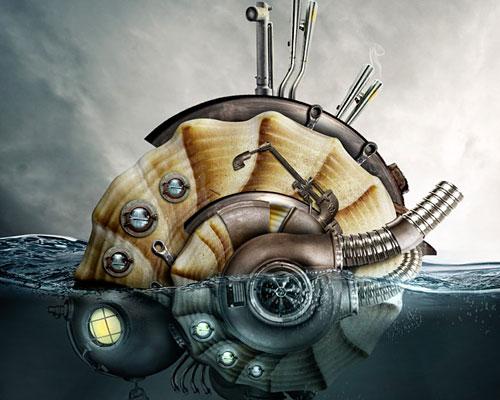 Перейти на Sea Shell Explorer