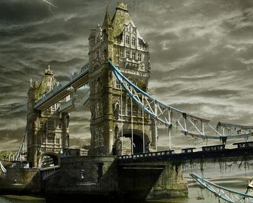Перейти на London Bridge In A Few Thousand Years
