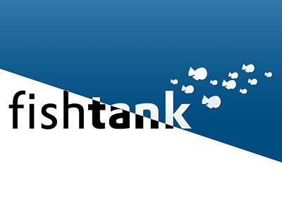 Перейти на Fishtank Logo