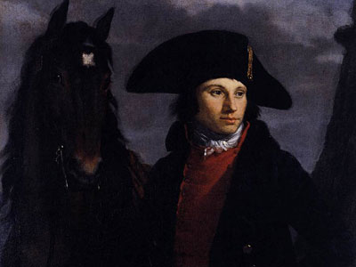 Portrait of Georges Anthony
