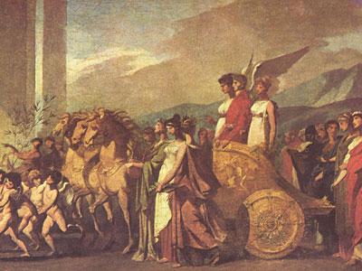 Triumph Bonapartes oder Der Frieden